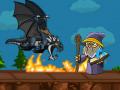Jogos Dragon vs Mage