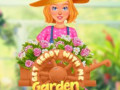Jogos Get Ready With Me Garden Decoration