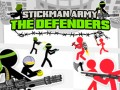 Jogos Stickman Army: The Defenders