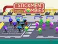 Jogos Stickmen vs Zombies