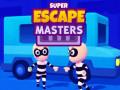 Jogos Super Escape Masters