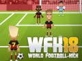 Jogos World Football Kick 2018